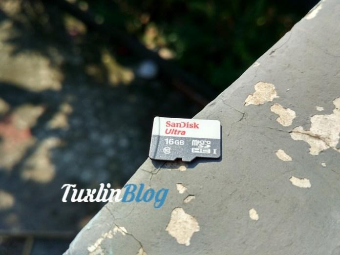 Performa Sandisk Ultra 16GB