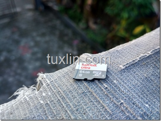 Performa Sandisk Ultra 64GB MicroSDXC
