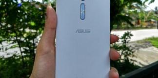 Review Kamera Asus Zenfone 2 Laser ZE550KL