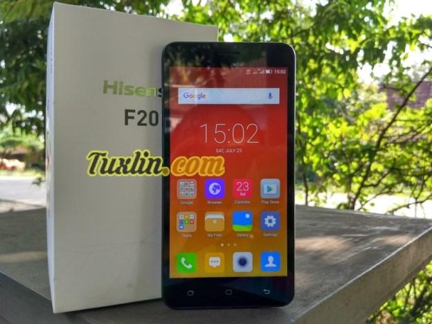 Review Hisense F20