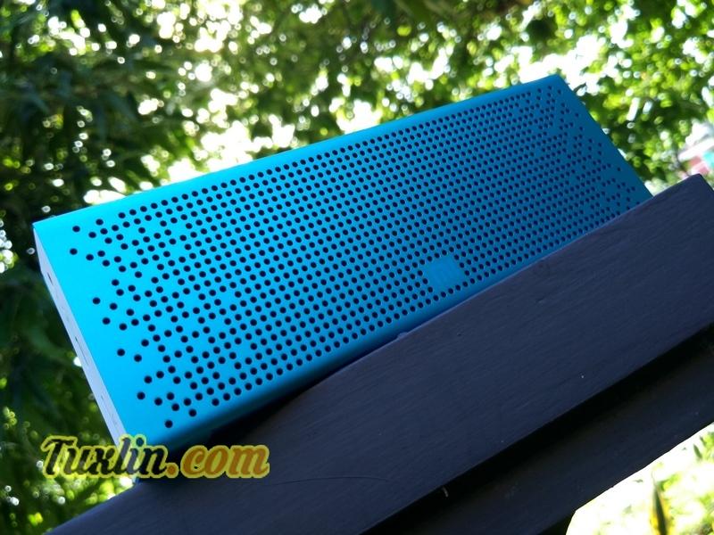 Desain Xiaomi Mi Speaker MDZ-15-DA