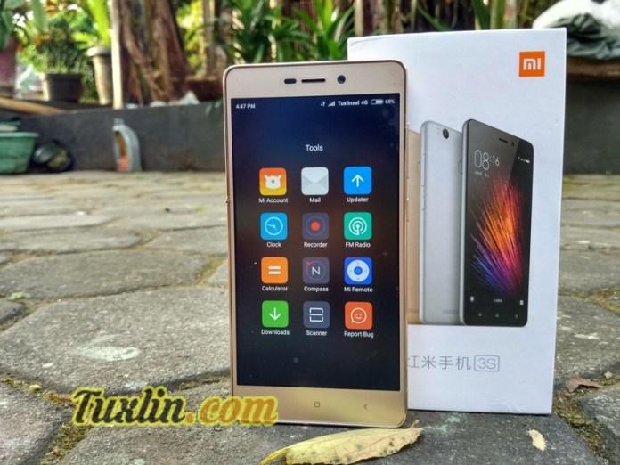 Performa Xiaomi Redmi 3S