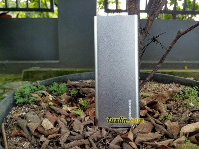 Review Delcell Metal Super Slim 9000mAh