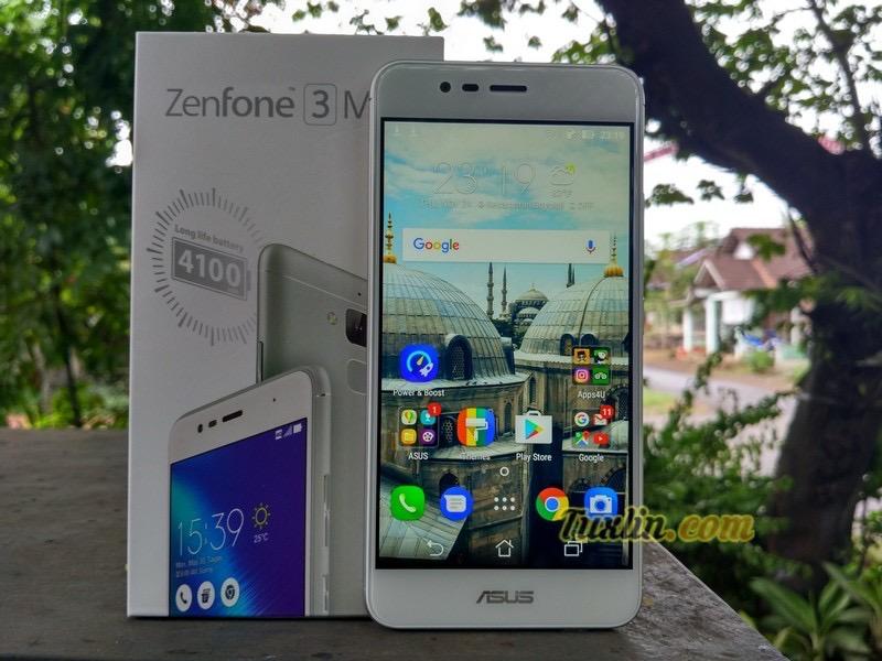 Review Asus Zenfone 3 Max ZC520TL