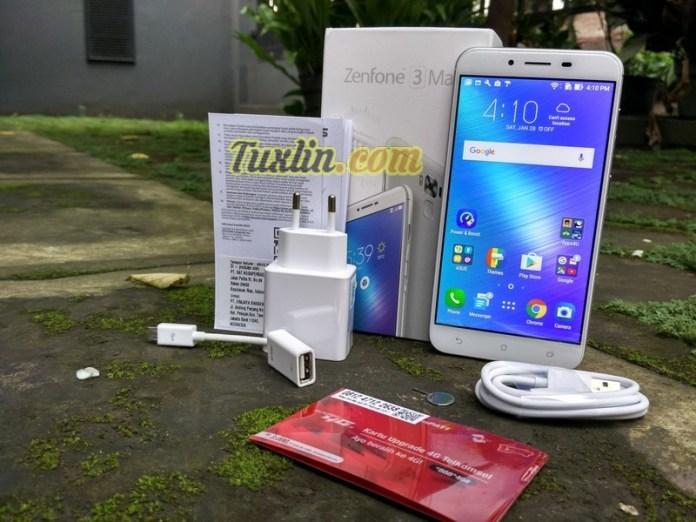 Paket Penjualan Asus Zenfone 3 Max ZC553KL