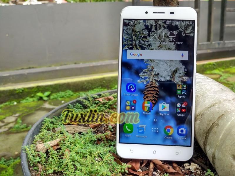 Review Asus Zenfone 3 Max ZC553KL (Snapdragon 430)
