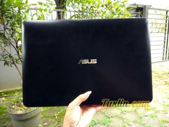 Menjajal Asus X555QG BX101D, Laptop Gaming Murah Meriah