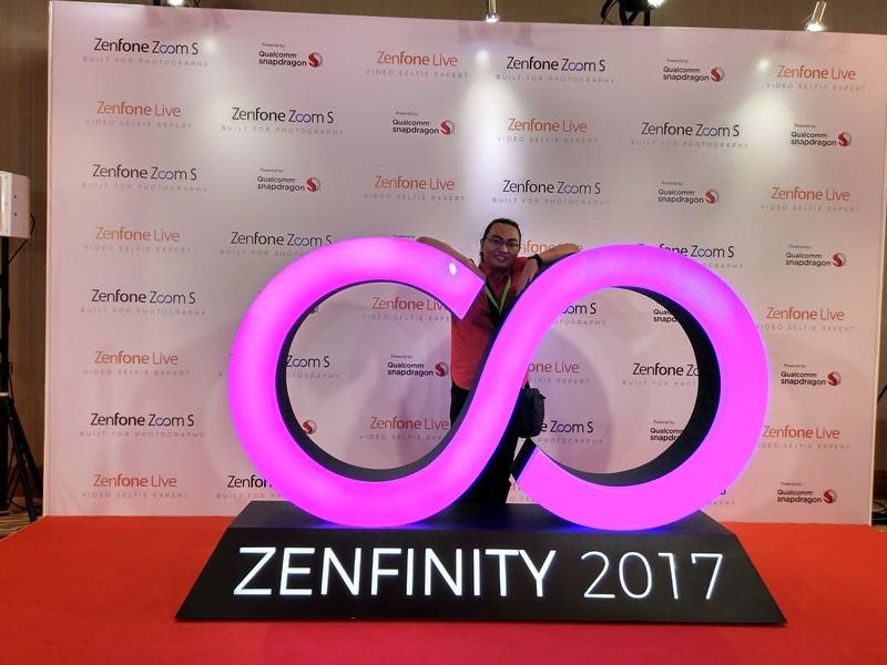 Asus Zenfinity 2017