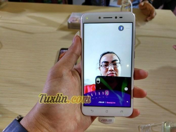 Impresi Awal Asus Zenfone Live ZB501KL