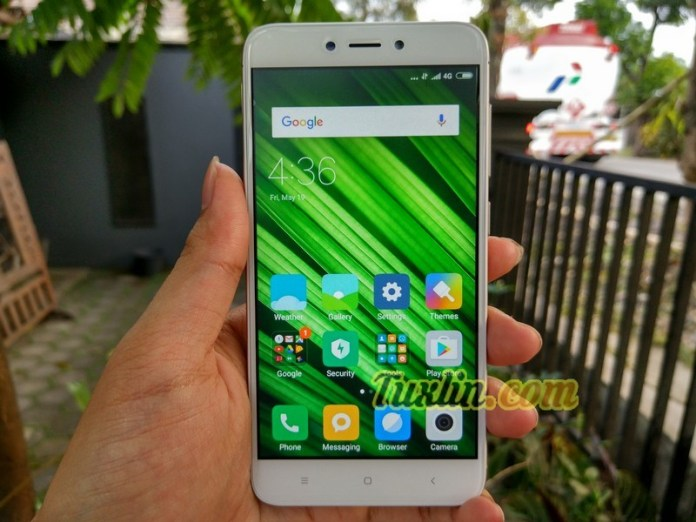 Hands On & Preview Xiaomi Redmi 4X