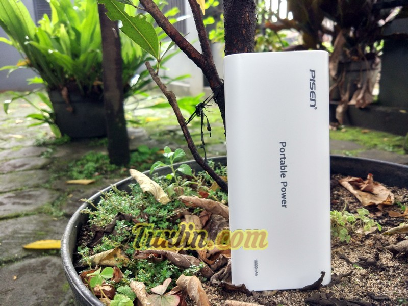 Review Pisen Portable Power 10000mAh Power Bank