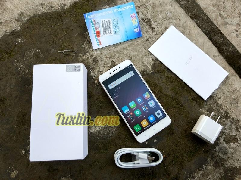 Paket PenjualanXiaomi Redmi 4X