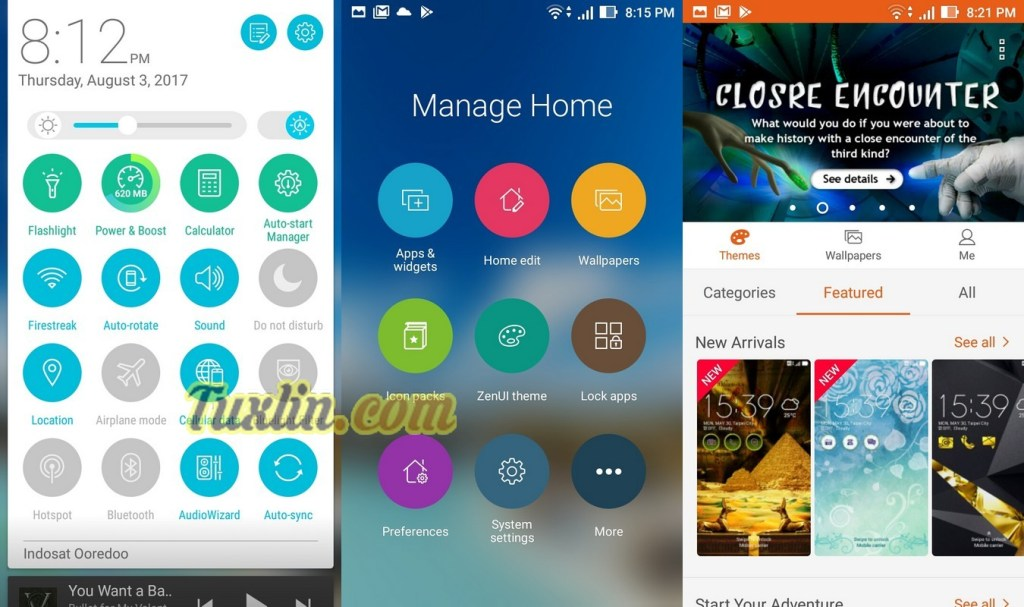 Review Asus Zenfone Live ZB501KL: Cantik dengan BeautyLive 1