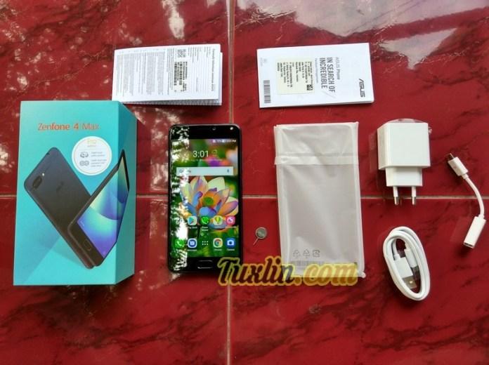 Paket PenjualanAsus Zenfone 4 Max Pro ZC554KL