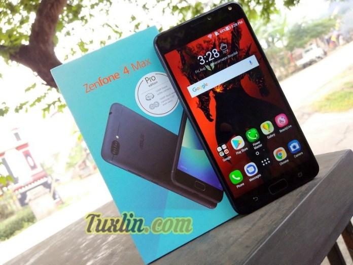ReviewAsus Zenfone 4 Max Pro ZC554KL