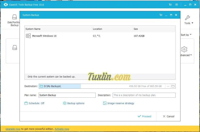 Review Easeus Todo Backup Free: Cara Mudah Backup Data & Sistem 13