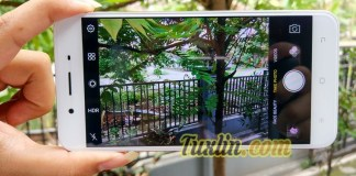 Review Kamera Vivo Y65: Andalkan Mode Portrait Bokeh