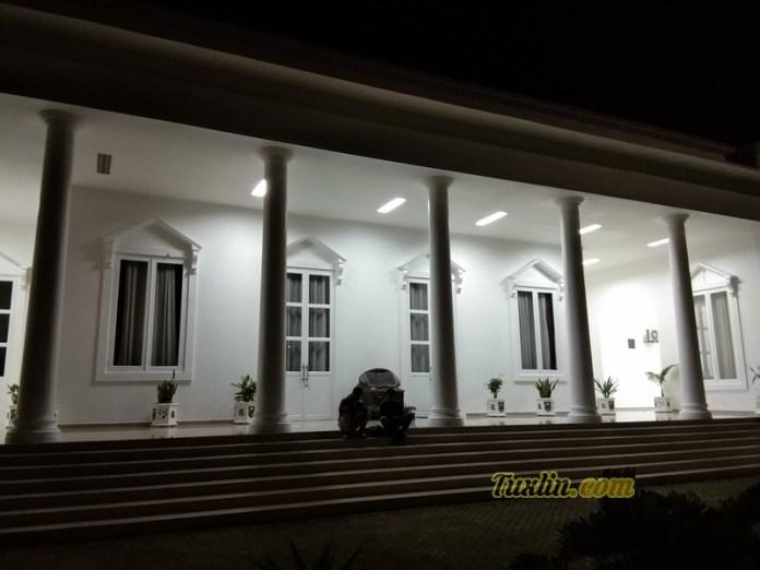 Hasil Foto KameraVivo Y65 Malam Hari