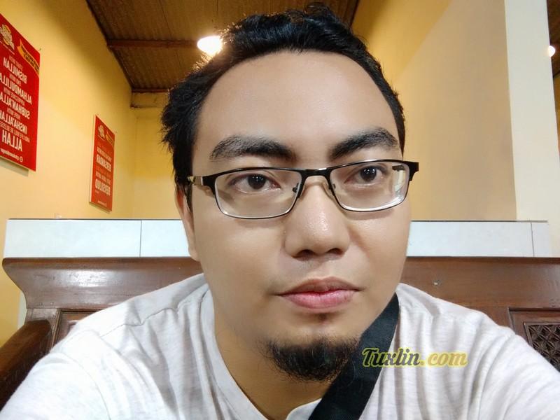 Hasil Foto Kamera Depan Vivo Y65