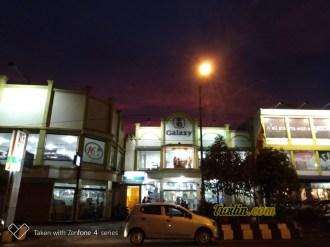 Hasil Foto KameraAsus Zenfone 4 Selfie Pro ZD552KL Malam Hari