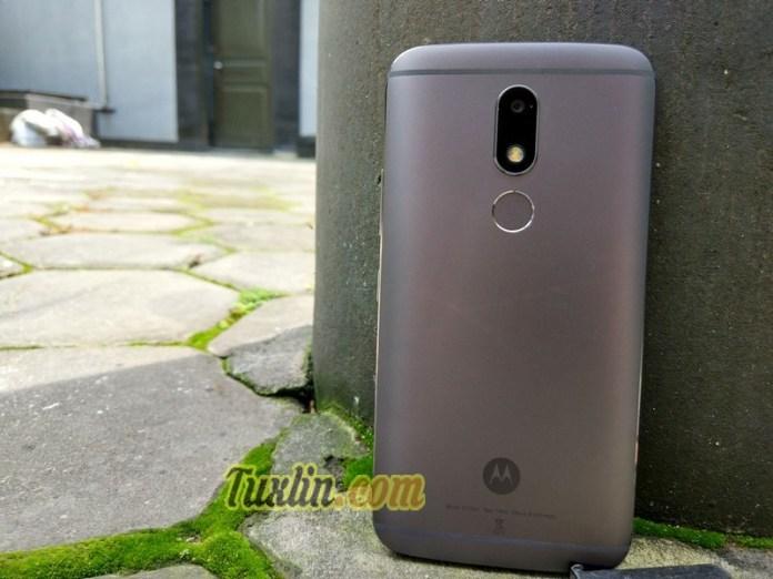 Review Motorola Moto M XT1663 Android Nougat: Mantap Sih, Tapi...