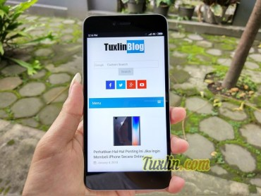 Hands On Xiaomi Redmi Note 5A Grey Garansi Resmi TAM
