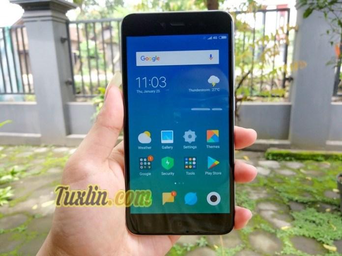 PreviewXiaomi Redmi Note 5A Prime