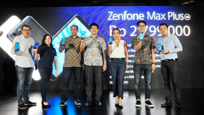 Asus Zenfone Max Plus M1 ZB570TL