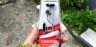Review Audio Technica SonicFuel ATH-CLR100is, Murah Tapi Gak Murahan!