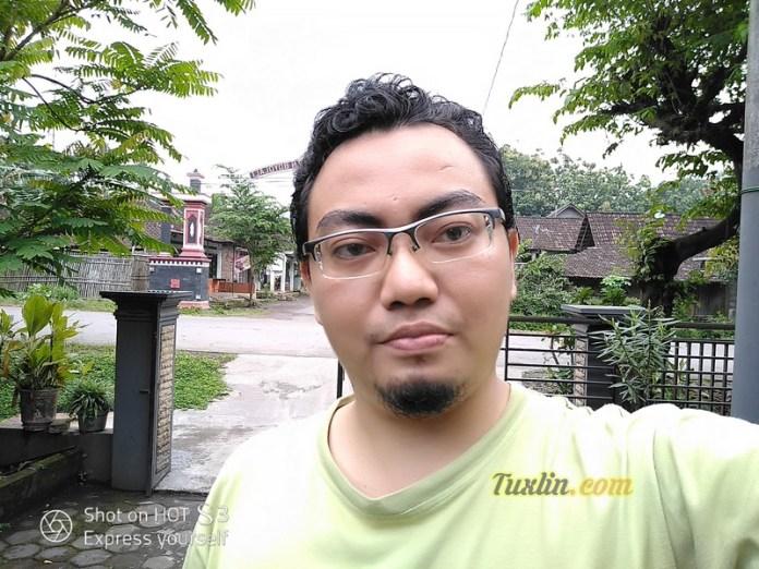 Sampel Hasil Foto KameraInfinix Hot S3 X573