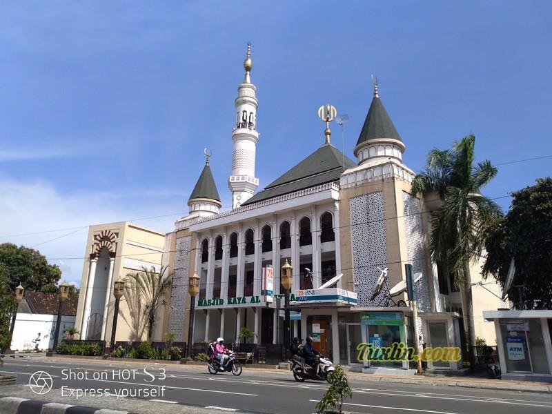 Hasil Foto Kamera Infinix Hot S3 X573 Siang Hari