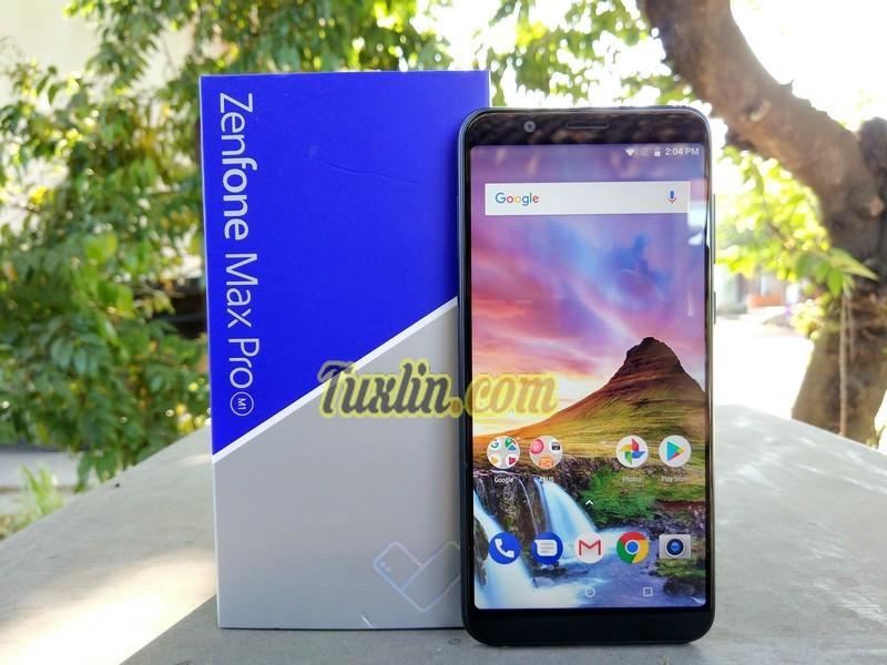 Review Asus Zenfone Max Pro M1: Paling Kencang, Paling Tahan Lama!