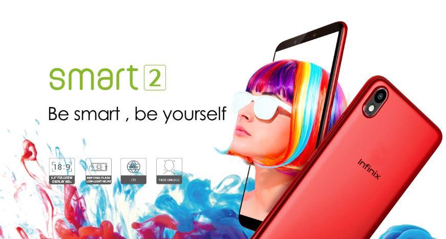 Infinix Smart 2 X5515F