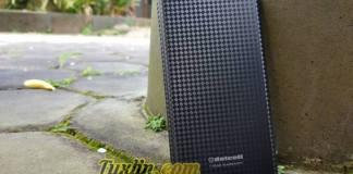 Review Delcell Venus 4100mAh, Power Bank Slim Harga Tipis