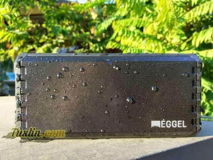 Review Eggel Terra XL, Speaker Bluetooth Tangguh & Tahan Air