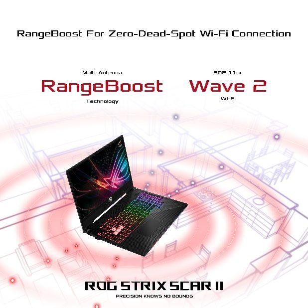 Asus ROG Strix Scar II & Hero II Resmi Hadir di Indonesia, Ini Keunggulannya 13