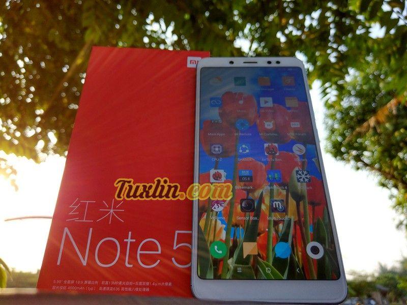 ReviewXiaomi Redmi Note 5