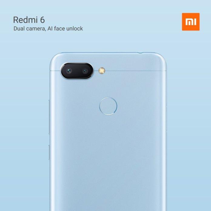 Smartphone Kamera Ganda Xiaomi Redmi 6 Segera Masuk Indonesia! 4
