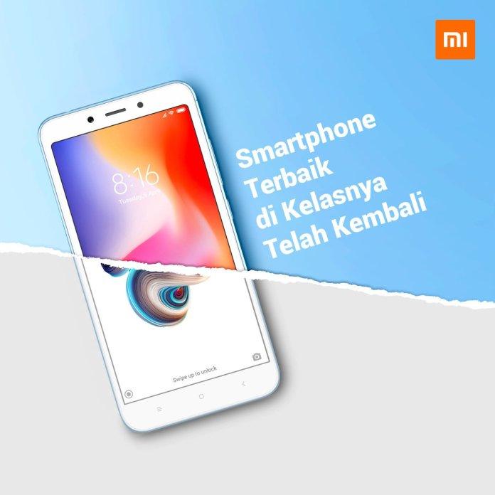 Xiaomi Redmi 6A Segera Hadir di Indonesia, Siap Teruskan Kesuksesan Redmi 5A! 1