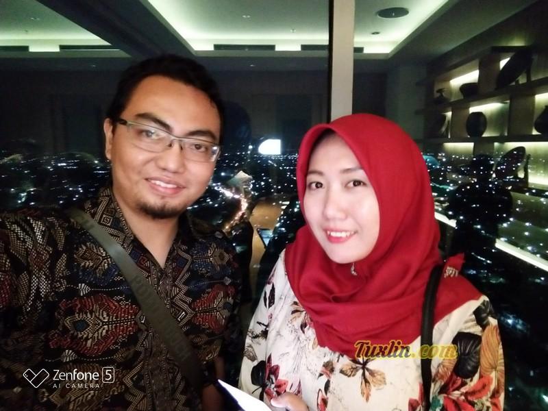 Hasil Foto Kamera Depan Asus Zenfone 5 ZE620KL