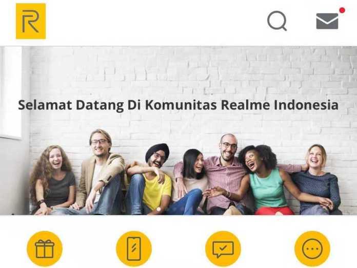 Realme Community App