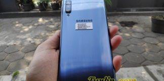 Review Samsung Galaxy A7 2018: Pendekar Bermata Tiga!