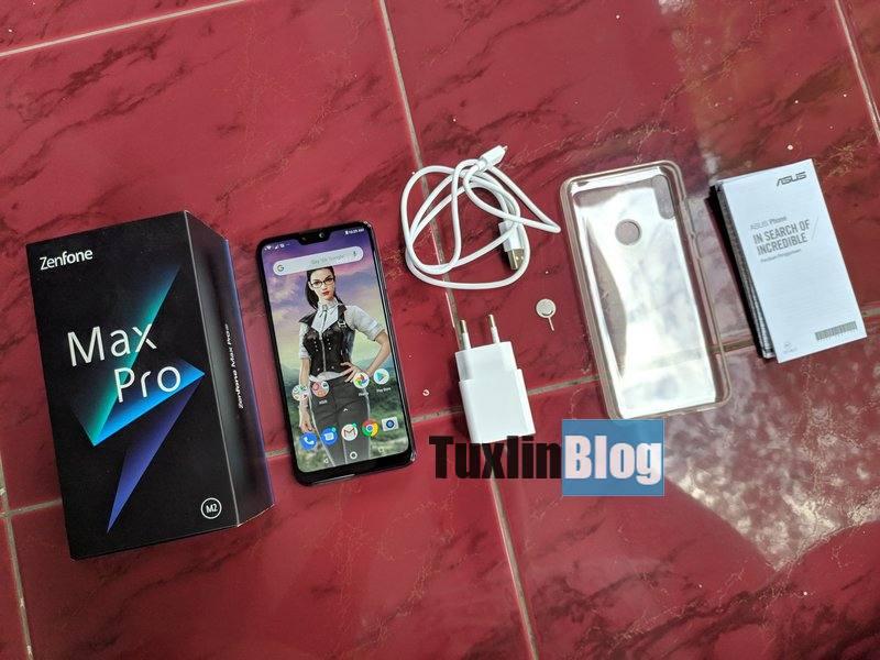 Paket PenjualanAsus Zenfone Max Pro M2