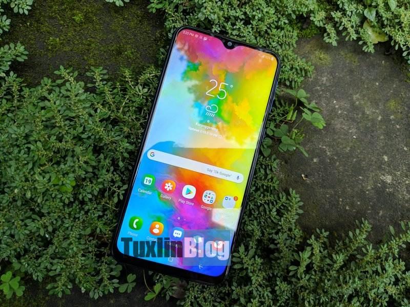 Nyobain Samsung Galaxy M20, Ternyata Kayak Gini... 17