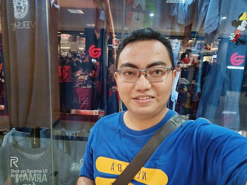 Review Kamera Realme U1: Cocok untuk Ahlinya Ahli Selfie 3