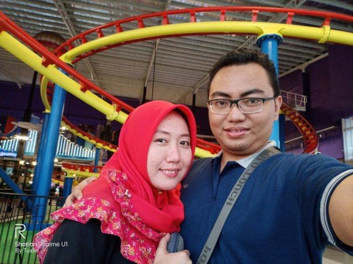 Review Kamera Realme U1: Cocok untuk Ahlinya Ahli Selfie 6