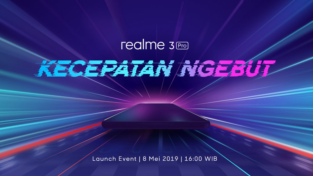 Realme 3 Pro Segera Hadir di Indonesia, Gandeng Syifa Hadju & Iqbaal Ramadhan 1