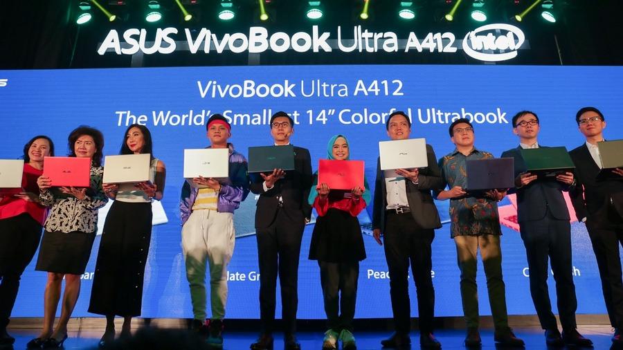 Asus VivoBook Ultra A412FA & A412FL, Laptop 14 Inci Paling Ringkas! 1