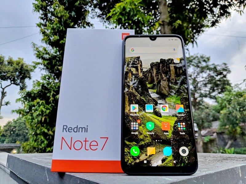 Review Xiaomi Redmi Note 7: Primadona di Kelas Menengah 3
