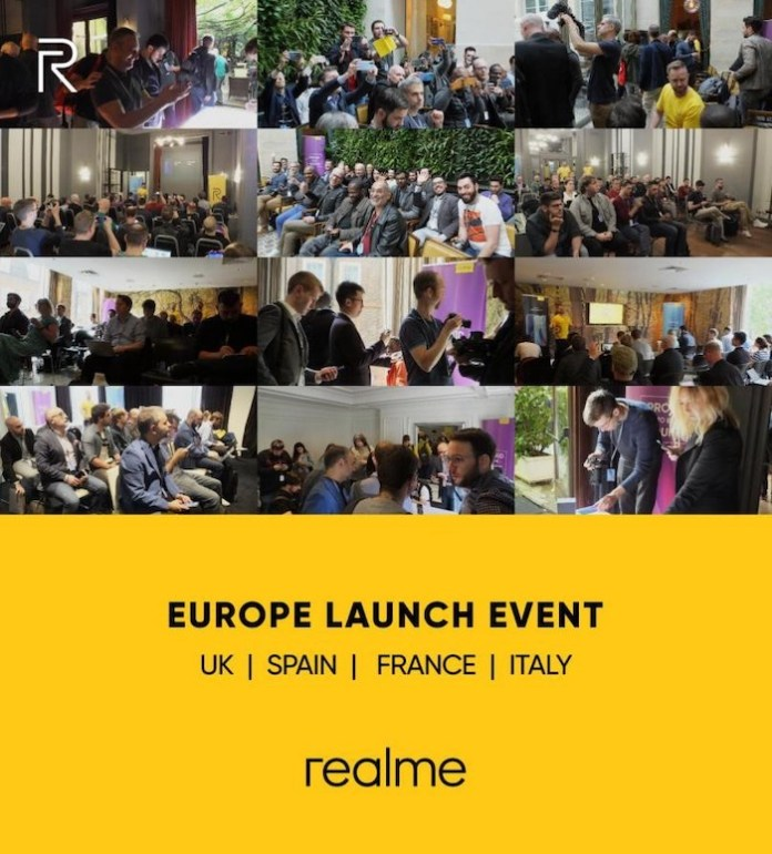 Realme Sambangi Pasar Eropa, Siapkan Smartphone 5G! 1